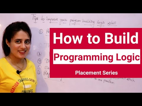 10 Tips to build and improve logic building in programming