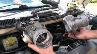 VW T5 AXD 2 5Tdi EGR Valve DIY Fix