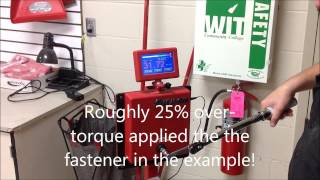 How to use an crowfoot or extension adapter on a torque wrench WITHOUT MATH