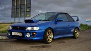 Очень Редкий Subaru Wrx Sti.    Как Я Купил Субару?