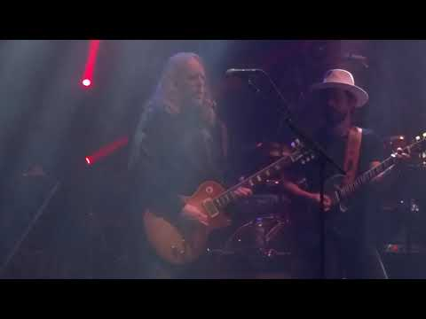 Rambling Man - Gov't Mule with Jackie Greene and Shawn Pelton January 1, 2019 Mp3
