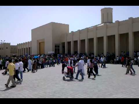 GOOD FRIDAY  @ Chatolic  Church of our Lady of the Rosary Doha Qatar 2011-04-22.mp4