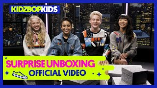 KIDZ BOP 38 Surprise Unboxing with The KIDZ BOP Kids!