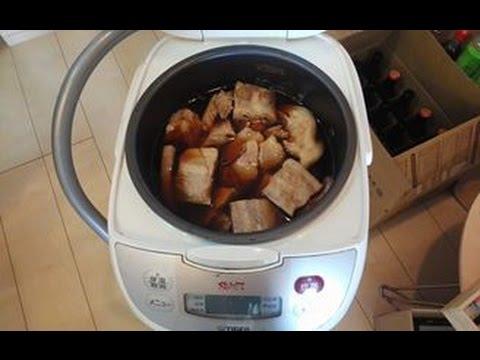 炊飯器で美味しく作る沖縄料理 レシピ ソーキテビチ料理