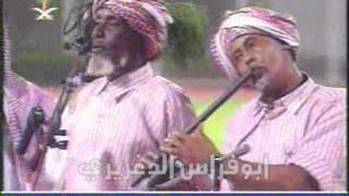 معشى مزميرة-حفل الأمير محمد بن ناصر.wmv