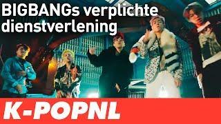 Nieuwsupdate over BIGBANG Vier van de vijf leden van BIGBANG kunnen...