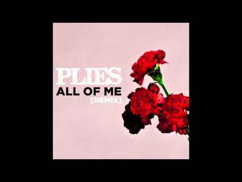 Plies - All Of Me (Remix) John Legend