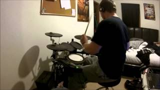 Breaking Benjamin - Polyamorous Drum Cover by Eden