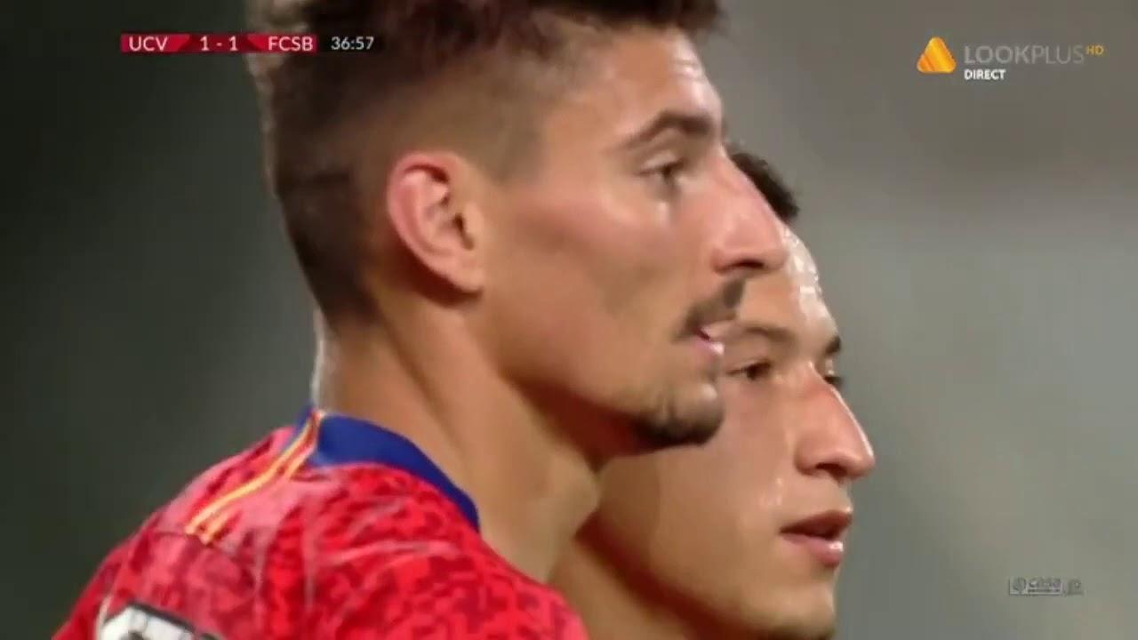 Rezumat: U Craiova - FCSB 2-1 Pas urias catre titlu facut de U Craiova