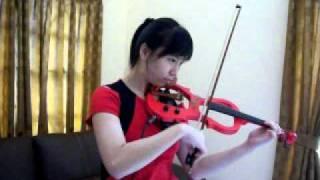 Concerto No.5 (1st movement) Cecillia Young.MOV