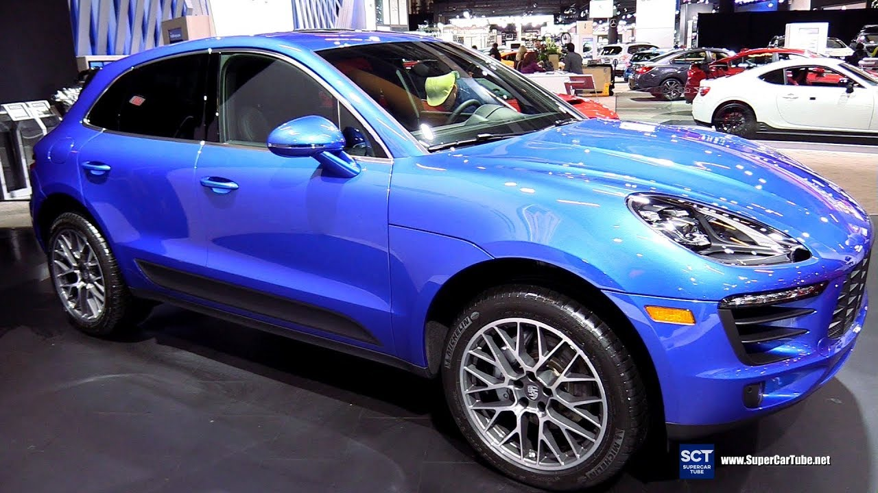 2018 Porsche Macan S Exterior And Interior Walkaround 2018