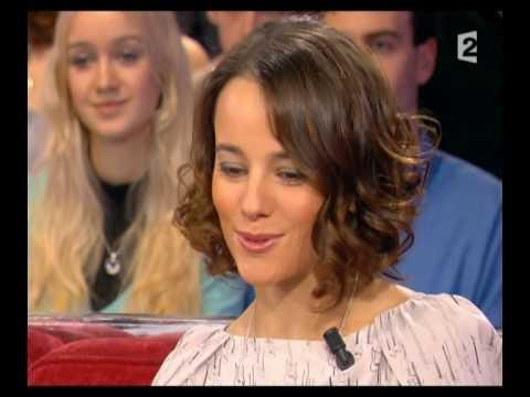 Alizee Vivement Dimanche interview
