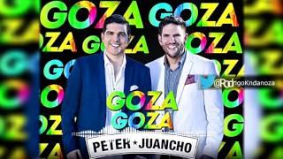 Goza Goza [Audio HD] - Peter Manjarrés & Juancho De La Espriella