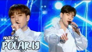 [Comeback Stage] NU'EST W - POLARIS , 뉴이스트 W - 북극성 Show Music core 20180630