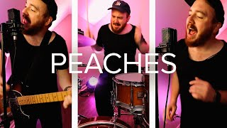If 'Peaches' (Bieber) was a Summer Pop Punk Anthem