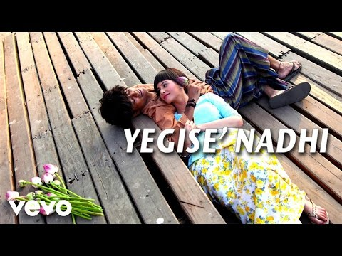 Anekudu - Yegise Nadhi Video   Dhanush   Harris Jayaraj