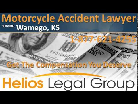 Wamego Motorcycle Accident Lawyer & Attorney - Kansas