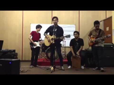 Foo fighter rope , music video cover by gilang samsoe