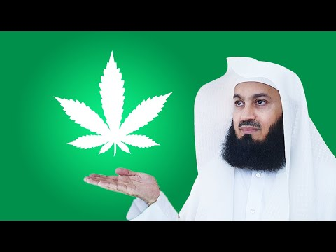WEED! IS IT REALLY HARAM? - MUFTI MENK