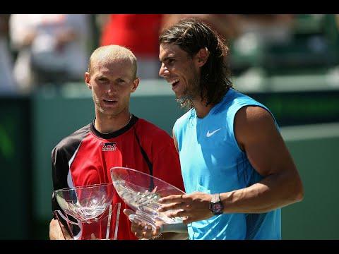 Sony Ericsson Open 2008 Final Highlights - Rafael Nadal V Nikolay Davydenko