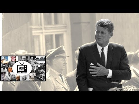 JFK Tells West Berliners That He Is One of Them : One Day in Berlin - 1963 Documentary