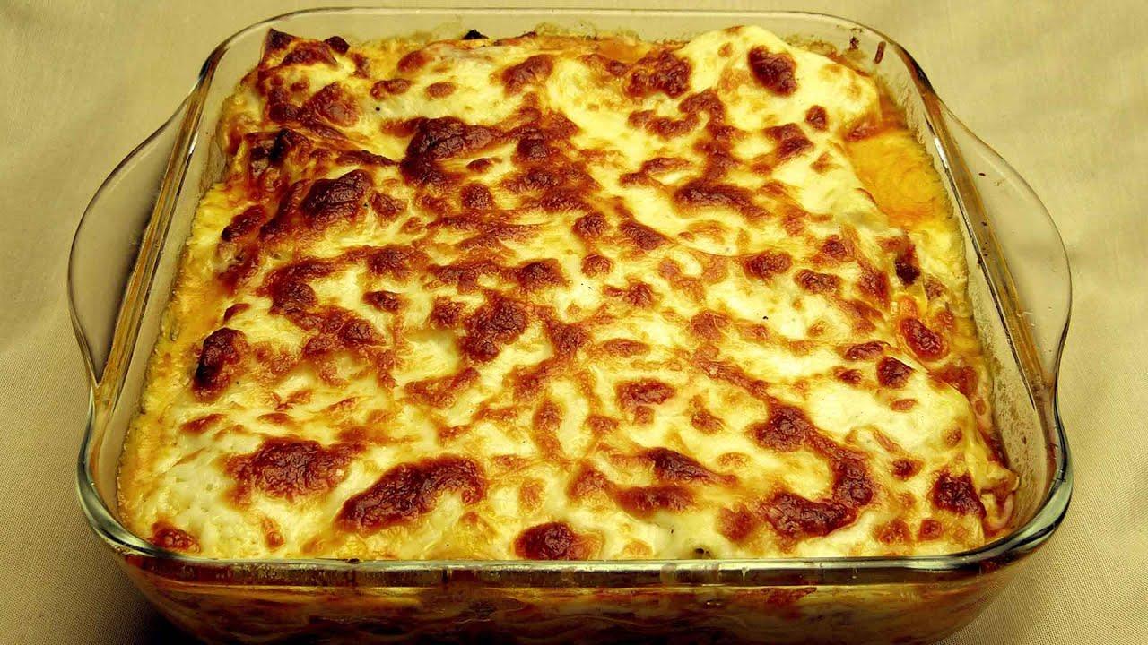 receta de bechamel para lasana