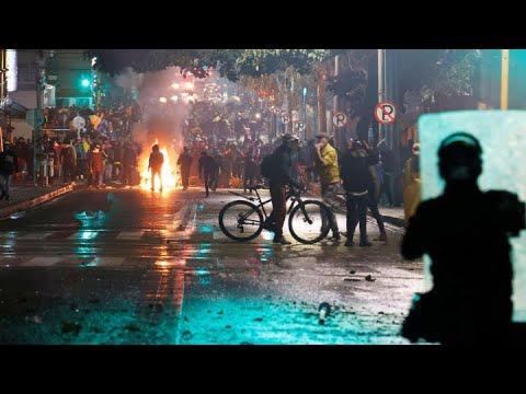 Colombian cops hacked radios