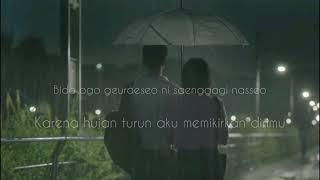 Heize – You, Clouds, Rain (비도 오고 그래서) (Feat. Shin Yong Jae) (INDO SUB) lyrics