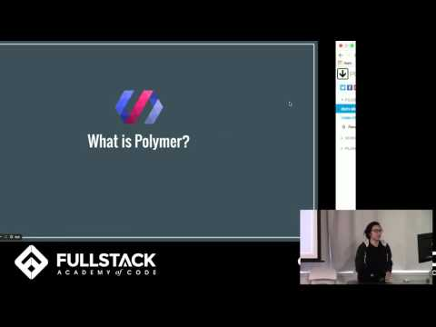 Polymer Tutorial - Introduction To Web Components And Polymer JS