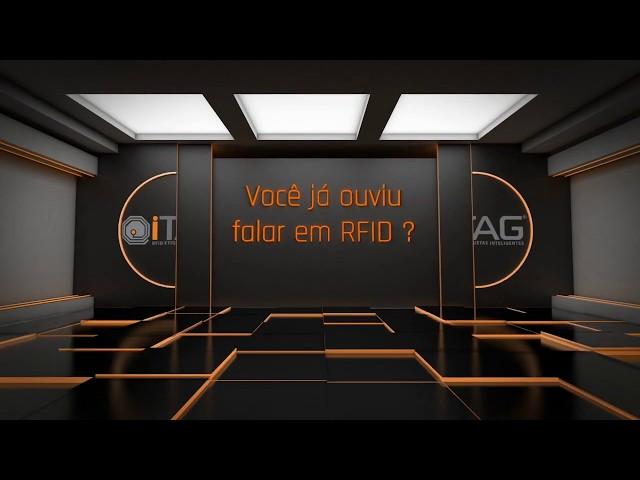 VOCÊ JÁ OUVIU FALAR EM RFID ?