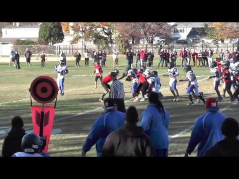 Plainedge v Elmont Youth Football 11 8 15 HD