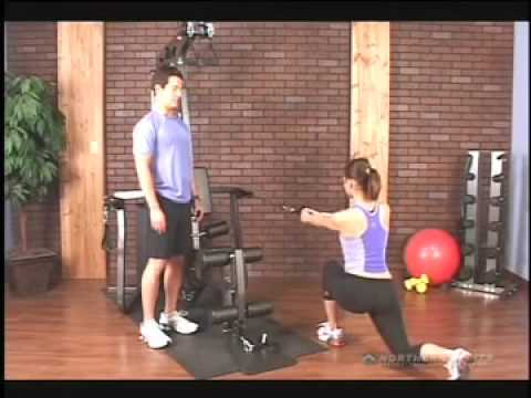 Northern Lights Home Gym DVD Preview With Geoff Bagshaw