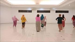 Oh Hesty Line Dance by Anieta Arief (PLD, Nov, 2019)