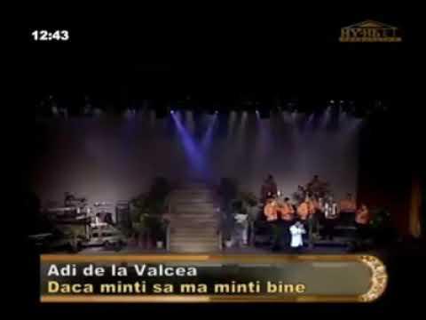 Download Adi De La Valcea - Daca Minti Sa Ma Minti Bine