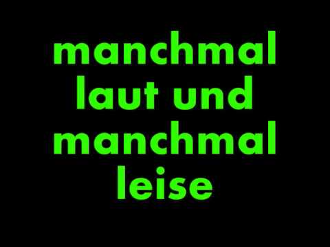 Glasperlenspiel - Ich bin ich (Lyric Video)