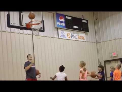 WKU Basketball Speaks to Cliff Hagan BOYS & GIRLS CLUB