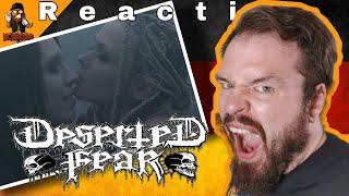 Frauen, Zombie, Death Metal...das fetzt! | Deserted Fear - Kingdom Of Worms  | Reaction | German