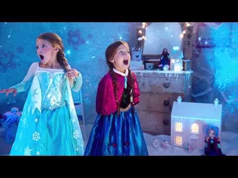 Disney Store - Découvrez la magie de la Reine des Neiges !