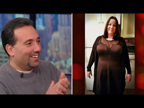 Woman Who Lost 60 Lbs STUNS Hubby With Makeover Just in Time for the Holidays