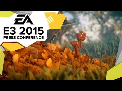 Unravel Reveal - E3 2015 EA Press Conference