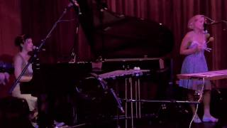 Sarah RabDAU w/Goli performing