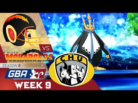 GBA S8 Week 9 Wi-Fi Battle vs. Columbus Chu - The EMP-ire Strikes Back