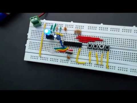 14BMC016 (MAGENTA COLOR GENERATION USING AT89C2051 MCU AND RGB LED)