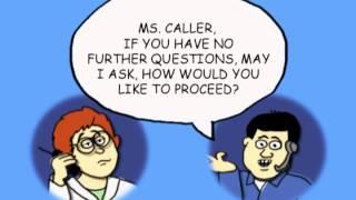 trial cartoon close