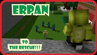 Erpan Sang Penyelamat    Minecraft Animation