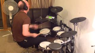 Joe Strummer & The Mescaleros - Get Down Moses (Roland TD-12 Drum Cover)