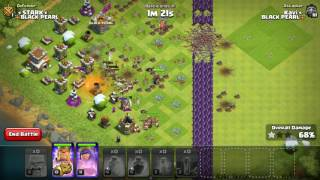 Great Wall Of Clash Of Clans By The Alpha Gamer