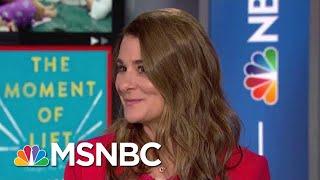 Melinda Gates: Women and Unpaid Work