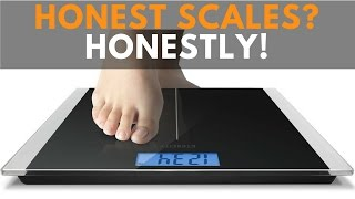 Side by Side test of Etekcity Personal Scale