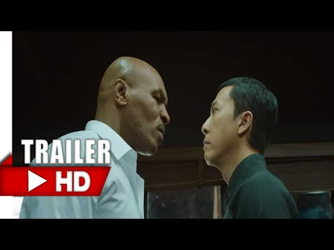 Ip Man 3 (2015) Official Trailer - Donnie Yen, Patrick Tam, Jin Zhang